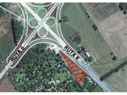 Fracción en Venta - Panamericana Pilar (Ruta 8) y Ruta 6