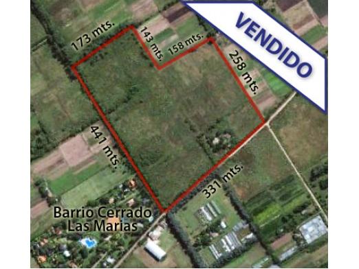 CAMPO VENDIDO